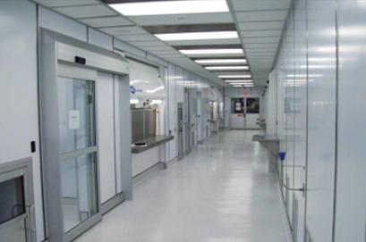 聚氨酯(PU)净化板应用案例