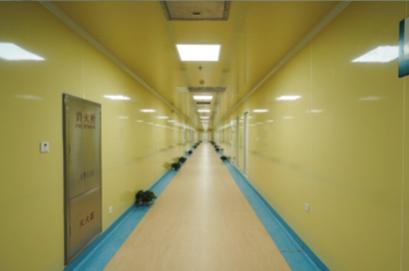 标准型收工净化板应用案例